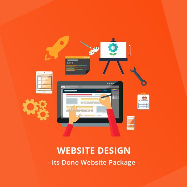 Website-Design--Its-Done-Website-Package