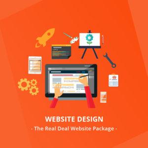 Website-Design--The-Real-Deal-Website-Package